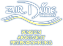Logo Pension zu Düne